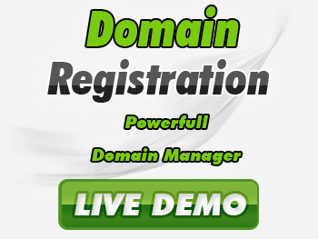 Half-priced domain name registration
