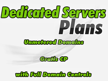 Reasonably priced dedicated servers plan